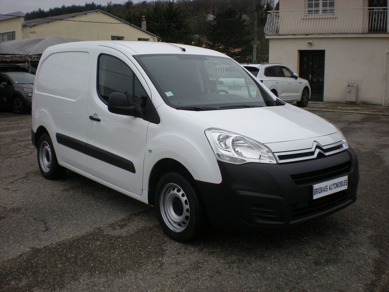 Citroen BERLINGO M 1.6 BLUEHDI 100 CLUB Diesel BLANC Occasion à vendre