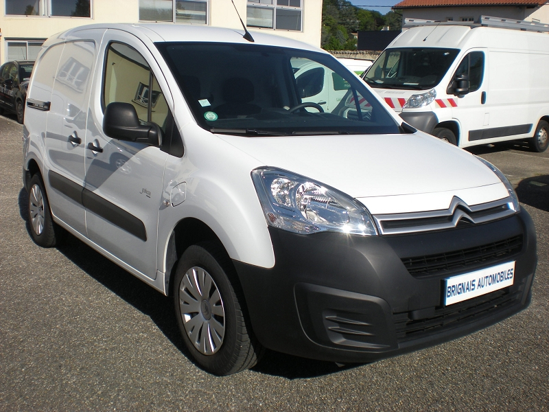 Photo 1 de l'offre de CITROEN BERLINGO M ELECTRIC CLUB à 16900€ chez Brignais automobiles