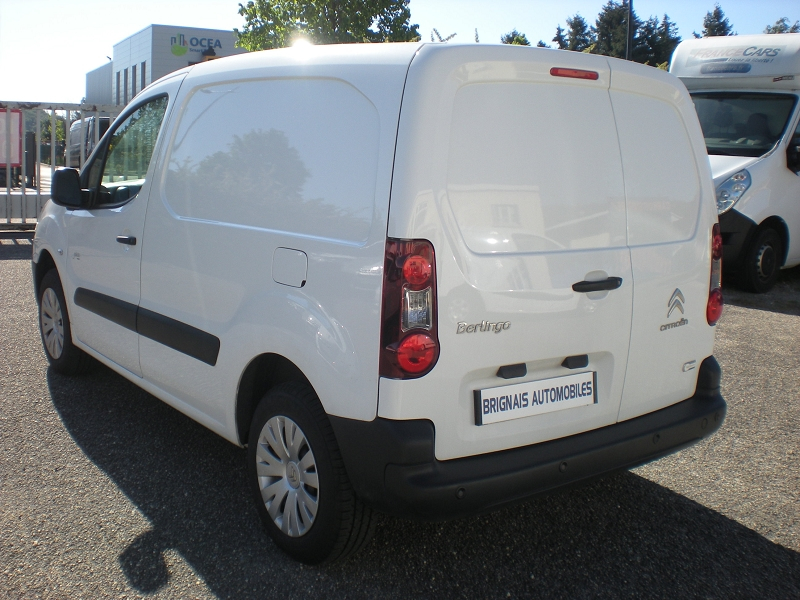 Photo 4 de l'offre de CITROEN BERLINGO M ELECTRIC CLUB à 16900€ chez Brignais automobiles