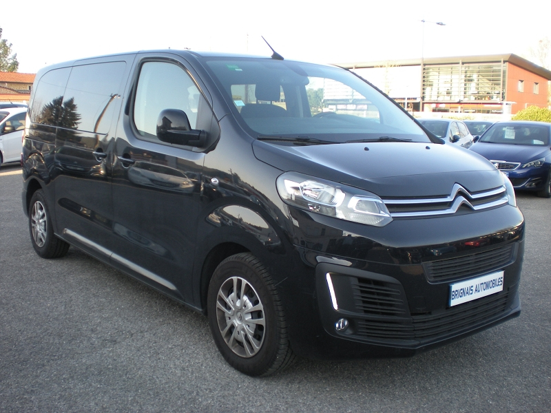 Citroen SPACETOURER M BLUEHDI 115CH BUSINESS S&S Diesel NOIR Occasion à vendre