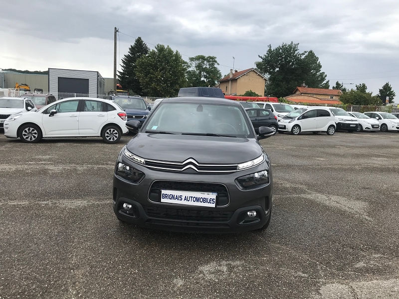 Photo 2 de l'offre de CITROEN C4 CACTUS PURETECH 110CH S&S FEEL BUSINESS à 15400€ chez Brignais automobiles