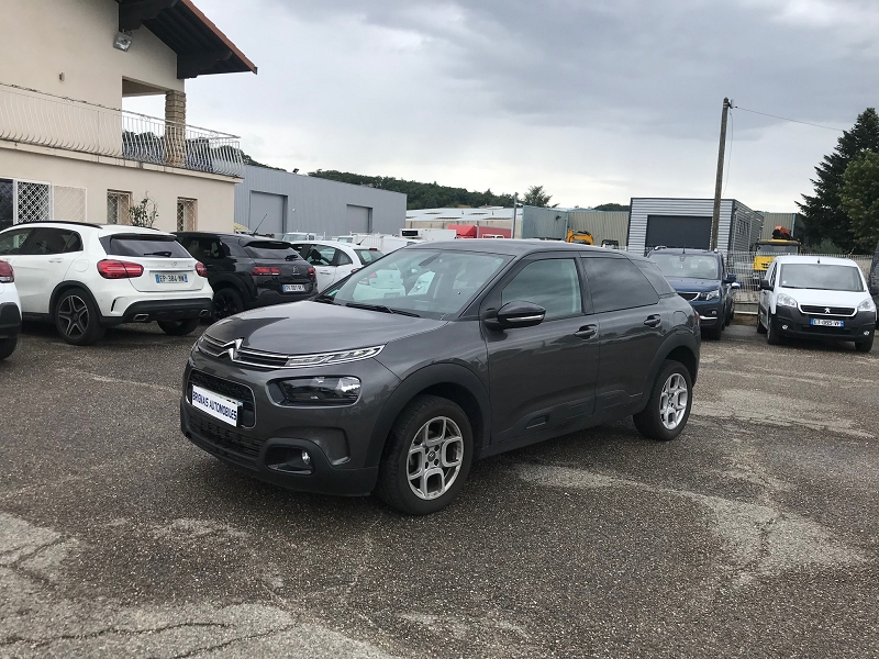 Photo 3 de l'offre de CITROEN C4 CACTUS PURETECH 110CH S&S FEEL BUSINESS à 15400€ chez Brignais automobiles