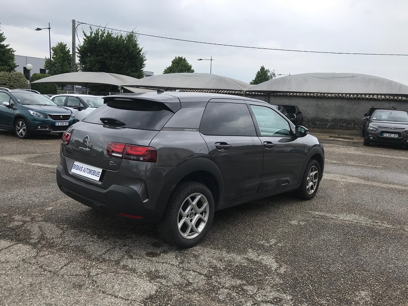 Photo 6 de l'offre de CITROEN C4 CACTUS PURETECH 110CH S&S FEEL BUSINESS à 15400€ chez Brignais automobiles