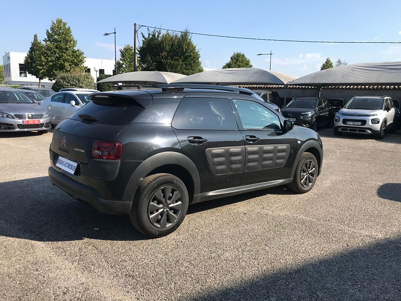Photo 6 de l'offre de CITROEN C4 CACTUS BLUEHDI 100 FEEL BUSINESS S&S 82G à 11900€ chez Brignais automobiles