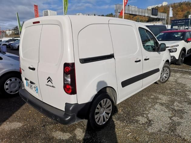 Photo 3 de l'offre de CITROEN BERLINGO M 1.6 BLUEHDI 100 S&S BUSINESS à 11900€ chez Brignais automobiles